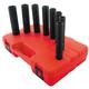 Sunex 2848 1/2 in. Drive 8-Piece Extra-Long Deep SAE Impact Socket Set