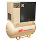 Ingersoll Rand UP6-15C-125D 15 HP 575/3 125 PSI 80 Gallon Rotary Screw Air Compressor