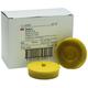 3M 7527 Scotch-Brite Roloc Bristle Disc Yellow 3 in. Medium (10-Pack)