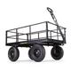 Gorilla Carts GOR1200-COM 1,200 lb. Capacity Heavy-Duty Steel Utility Cart