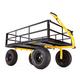 Gorilla Carts GOR1400-COM 1,400 lb. Capacity Heavy-Duty Steel Utility Cart