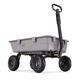Gorilla Carts GOR5-COM 800 lb. Capacity Heavy-Duty Poly Garden Dump Cart
