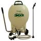 Sprayers Plus 302 4 Gallon Pro Farm & Garden Backpack Sprayer with External Piston Pump