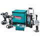 Makita LCT400W 18V Cordless Lithium-Ion 4-Tool Combo Kit