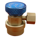 ATD 3652 A/C Coupler-R134 Low Side Blue