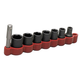 Makita 785501-A-A 8-Piece 1/4 in. Impact Socket Set