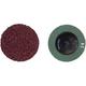 ATD 87224 2 in. 24 Grit Aluminum Oxide Mini Grinding Discs