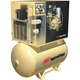 Ingersoll Rand UP6-10TAS-O 10 HP 460/3 150 PSI 120 Gallon Rotary Screw Air Compressor Total Air System