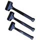 ATD 4082 3-Piece Dead Blow Hammer Set