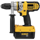 Factory Reconditioned Dewalt DC901KLR 36V Cordless NANO Lithium-Ion 1/2 in. Hammer Drill Kit