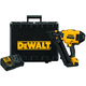 Dewalt DCN693M1 20V MAX 4.0 Ah Cordless Lithium-Ion 2-1/2 in. 20-Degree Metal Connector Nailer Kit