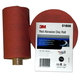 3M 1606 5 in. P180 A Weight Red Abrasive PSA Disc (100-Pack)
