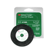 3M 1989 Green Corps Cut-Off Wheel 3 in. x 1/32 in. x 3/8 in. (5-Pack)