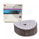 3M 1820 6 in. P80C Purple Clean Sanding Hookit Disc (50-Pack)