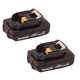 Makita BL1815-2 LXT 18V 1.5 Ah Compact Lithium-Ion Battery (2-Pack)