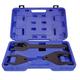 Astro Pneumatic 7895 10-Piece Fan Clutch Wrench Set
