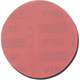 3M 1112 6 in. P180A Red Abrasive Stikit Disc