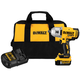 Factory Reconditioned Dewalt DCF899P1R 20V MAX XR Cordless Lithium-Ion 1/2 in. Brushless Detent Pin Impact Wrench with Battery