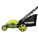 Sun Joe MJ408E Mow Joe 12 Amp 20 in. Electric Lawn Mower plus Mulcher