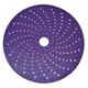 3M 31361 3 in. Cubitron II Clean Sanding Hookit P120 Grade Abrasive Disc