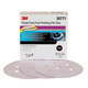 3M 30771 Purple Finishing Film Hookit Disc Dust-Free 6 in P600 (50-Pack)