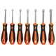 ATD 6257 Fractional Nut Driver Set 7-Piece