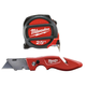Milwaukee 48-22-5125K 25 ft. Magnetic Tape Measure with FASTBACK Knife