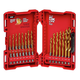 Milwaukee 48-89-4631 23-Piece Titanium SHOCKWAVE Bit Set
