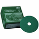 3M 1913 5 in. x 7/8 in. 50 Grade Green Corps Grinding Disc (20-Pack)