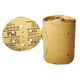 3M 1643 6 in. P80A Stikit Gold Disc Roll D/F (125-Pack)