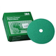 3M 1922 7 in. x 7/8 in. 36 Grade Green Corps Grinding Disc (20-Pack)