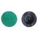 ATD 89324 3 in. 24 Grit Disc Green Zirconia Mini Grinding Discs
