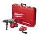 Milwaukee 2717-21HD M18 FUEL 9.0 Ah Cordless Lithium-Ion 1-9/16 in. Rotary Hammer Kit