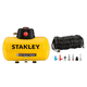 Stanley STFP00020-WK 2 Gallon 115 PSI Air Compressor with 9-Piece Accessory Kit