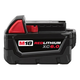 Milwaukee 48-11-1860 M18 REDLITHIUM XC 18V 6.0 Ah Extended Capacity Lithium-Ion Battery Pack
