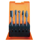 Astro Pneumatic 2185 5-Piece 4.5 in. Long Double Cut Carbide Burr Set