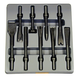 ATD 5730 All- Purpose Air Hammer Chisel Set 9-Piece