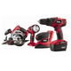 Factory Reconditioned Skil 2888-11-RT 18V Cordless 4-Tool Combo Kit