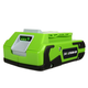 Greenworks 29842 24V 2.0 Ah Lithium-Ion Battery