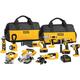 Dewalt DCK955X 18V XRP Cordless 9-Tool Combo Kit