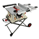 JET 707000 B3NCH 10 in. Jobsite Table Saw with Stand