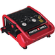 Factory Reconditioned Porter-Cable C1010R 1 Gallon 135 PSI Oil-Free Quiet Trim Compressor
