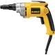 Dewalt DW268 6.5 Amp 0 - 2,500 RPM VSR VERSA-CLUTCH Screwdriver