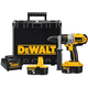 Factory Reconditioned Dewalt DCD950KXR 18V XRP 1/2-in Hammer Drill Kit