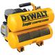 Dewalt D55153 1.1 HP 4 Gallon Oil-Lube Hand Carry Air Compressor