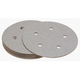 Porter-Cable 735500805X 5 in. Five-Hole, 80-Grit Hook and Loop Sanding Discs (5-Pack)