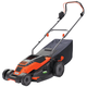 Factory Reconditioned Black & Decker EM1700R 12 Amp 17 in. Edge Max Lawn Mower