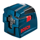 Factory Reconditioned Bosch GLL2-10-RT 30 ft. Self-Leveling Cross-Line Laser