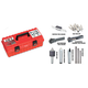 JET 660200 22-Piece Turning Tool Kit for 13 & 14 in. Lathes