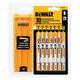 Dewalt DW3744C 10-Piece U-shank Jigsaw Blade Set with Case